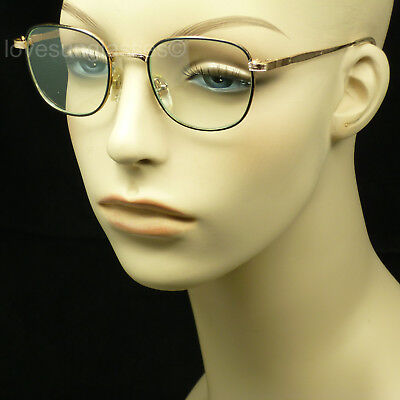 Clear lens glasses men women retro vintage hipster frame (Clear Lens Hipster Glasses)