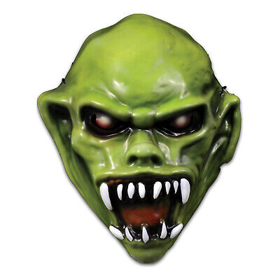 Men's Goosebumps The Haunted Halloween Monster Scary Costume Mask Adult 90's - Scary Halloween Mask For Men