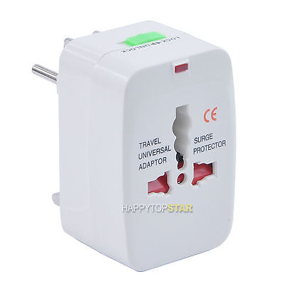 Universal Travel Power Adapter Plug for Australia Brazil