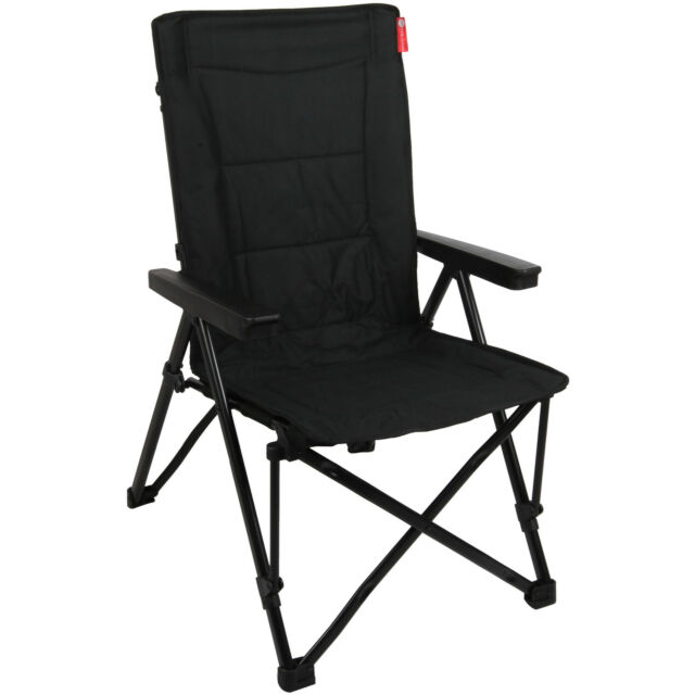 Crusader GlobeTrotter Folding Reclining Chair C&ing Caravan Motorhome  sc 1 st  eBay : folding recliner chair - islam-shia.org