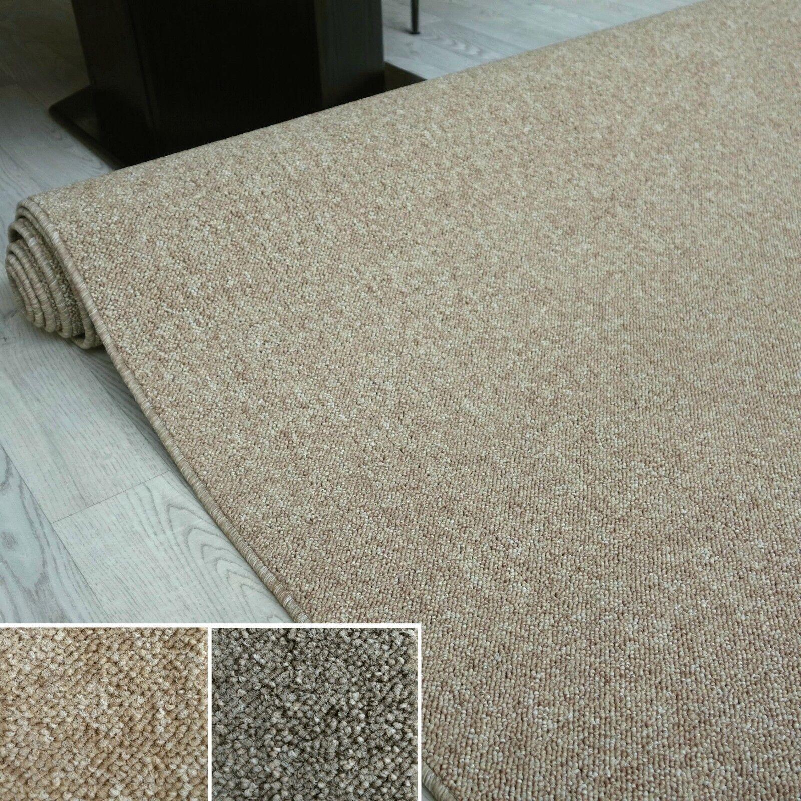 Teppich BEA RANGER mittelgrobe Berber - Schlinge, solide und neutral