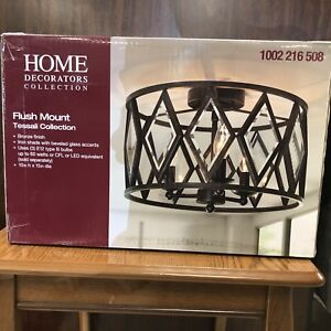 Ceiling Light - Flush Mount <50% OFF SALE! >