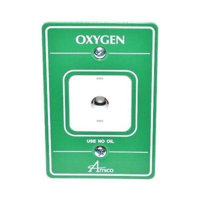 Amico O-fasc-qd-u-oxy Medical Oxygen Ohmeda Latch Valve Assembly