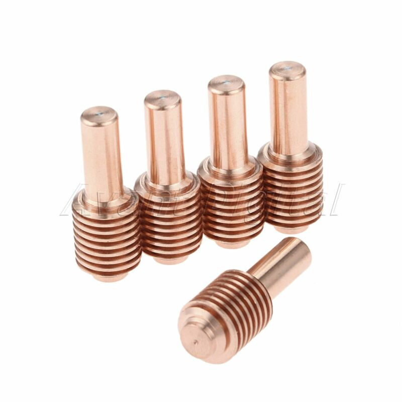 5Pcs Plasma Torch Electrodes 420120 Fit for Power max 30XP 15A-30A All Processes