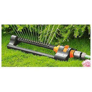 Hozelock Compatible Sprinkler Oscillating Sled Base Garden Pipe Tube Fitting