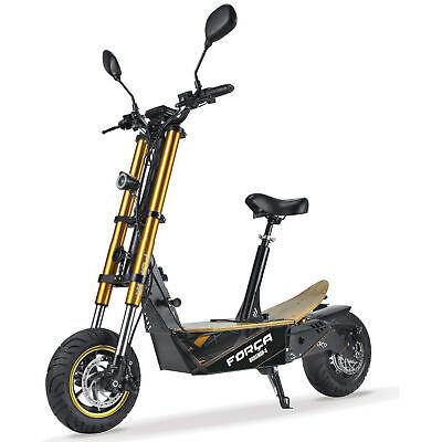 El Ultimative Bicicleta Eléctrica Scooter Eléctrica De Alemania 1500W 45 km /...