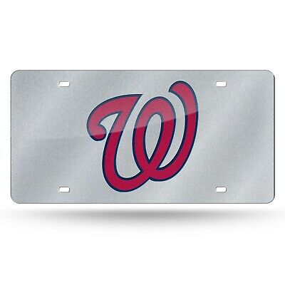 MLB Washington Nationals Logo Custom Kennzeichen