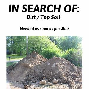 In search of DIRT/TOP SOIL