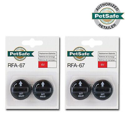 PetSafe RFA-67D-11 6V Battery for PIF-275-19 (Petsafe Battery)