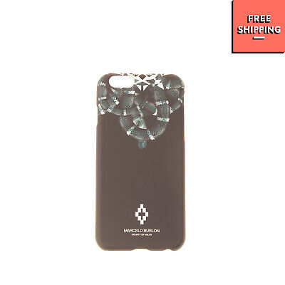 MARCELO BURLON COUNTY OF MILAN Mobile Phone Case Fitted Back Snake Print