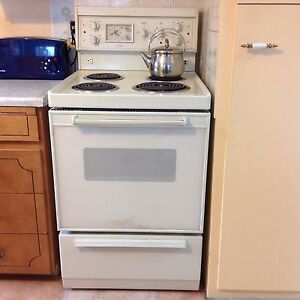 "24"" apartment sized stove"