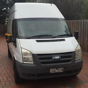 Ford Transit LWB High Roof - Excellent Conditions Brighton East Bayside Area Preview