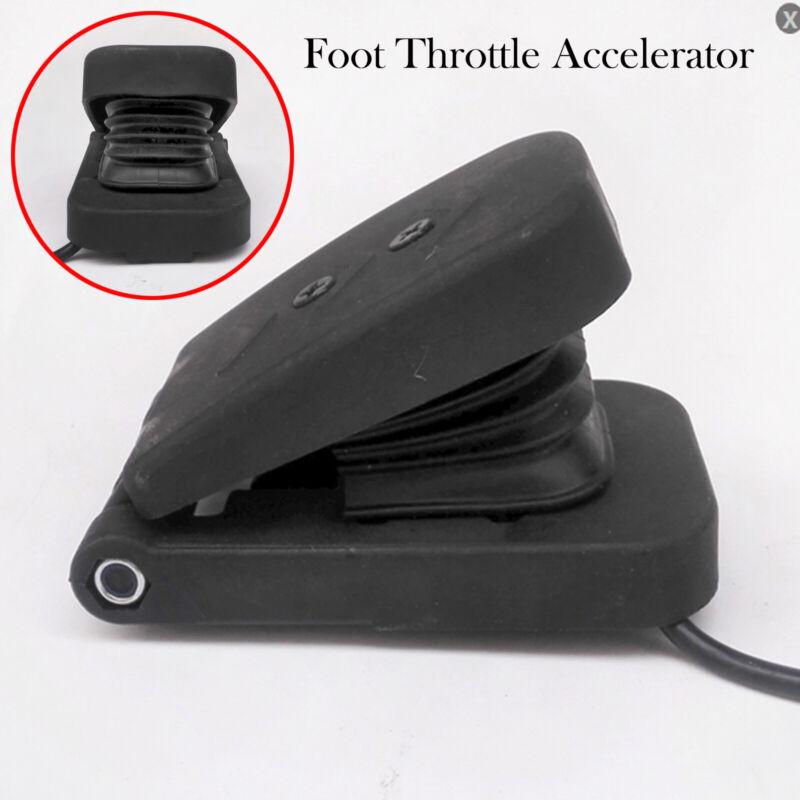 Electric Car Vehicle Foot Throttle Accelerator Pedal E-Bike/Boat/Scooter/Bike