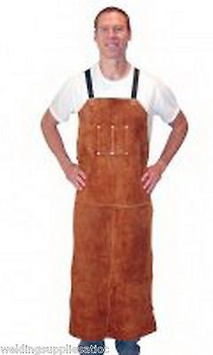 Tillman 3848 48 Leather Bib Welding Apron
