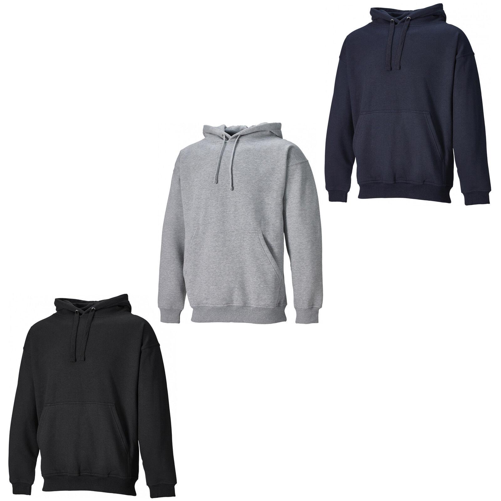 Dickies Hooded Sweatshirt Mens Casual Workwear Front Pocket Jumper SH11300