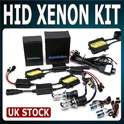 XENON AC 55W HID CONVERSION KIT Slim DIGITAL Ballast Bi XENON CANBUS NO ERROR