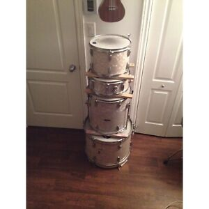 Vintage MIJ stewart drums (60's) shell's only