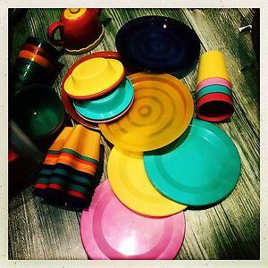 Vaisselles cuisine enfant (plusieurs sets)