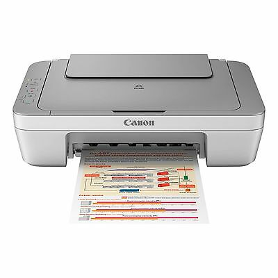 Canon PIXMA MG2520 Inkjet Photo All-in-One Printer-Print,Copy, Scan,Without Ink