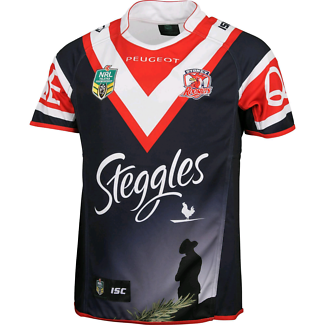 Wanted: Sydney Roosters (Anzac Jersey)