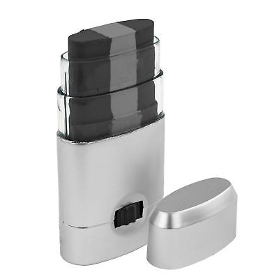 Two Color Face Paint Stick Dispenser Silver Black Easy Apply Football Team Sport