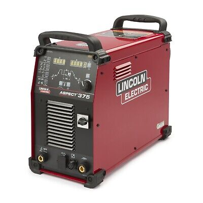 Lincoln Refurbished Aspect 375 Acdc Tig Power Source Only - K3945-1