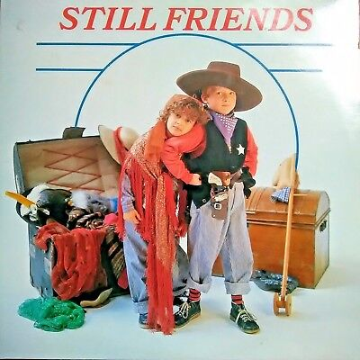 STILL FRIENDS~Double Album~Vinyl~LP~Telly disc~Telly 20~Various Country Artists