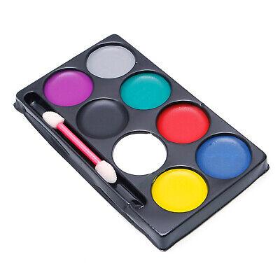 Kit de Maquillaje Facial Pintura para niños infantil 8 colores Makeup 4708