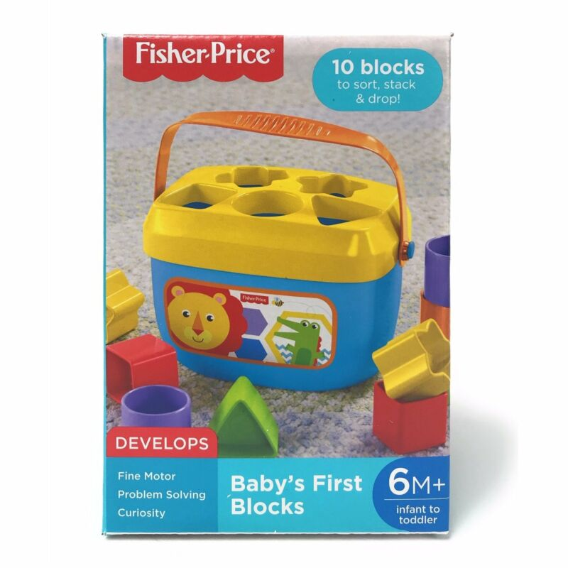 Fisher-Price FGP10 Damaged Packaging Baby