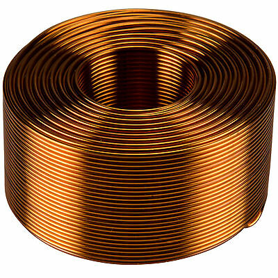 Jantzen 1958 6.0mh 18 Awg Air Core Inductor
