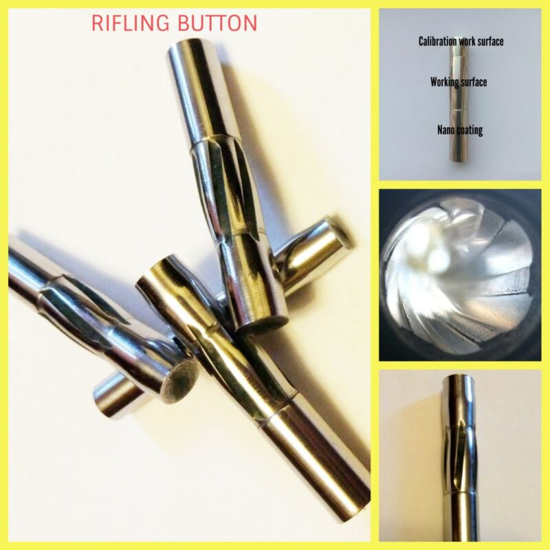 Rifling button combo .357 Magnum