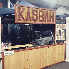 Market stall and van Mermaid Waters Gold Coast City Preview