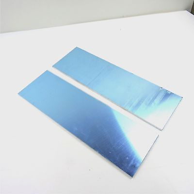 .25 Thick 14 Precision Cast Aluminum Plate 5.4375x 19 Long Qty 2 Sku175270