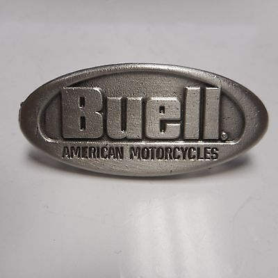BIKER PIN *******  BUELL *******  GREAT PIN PEWTER