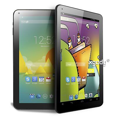 """9""""INCH Google Android 5.1 Tablet PC Quad Core A7 1+8GB HD Dual Camera WiFi XGODY"""