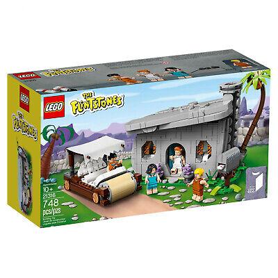 Lego Ideas 21316 I The Flintstones I Familie Feuerstein I NEU & OVP I BLITZPAKET