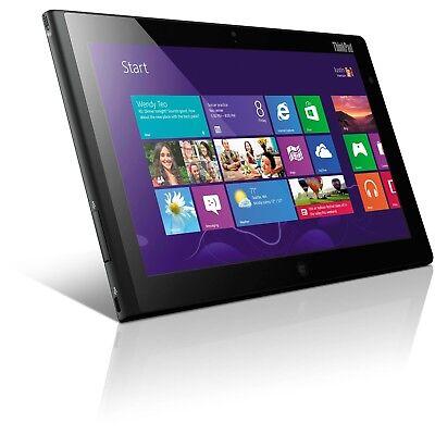 "Lenovo ThinkPad Tablet 2- 10.1"" Display, 64GB Storage- Grade C"