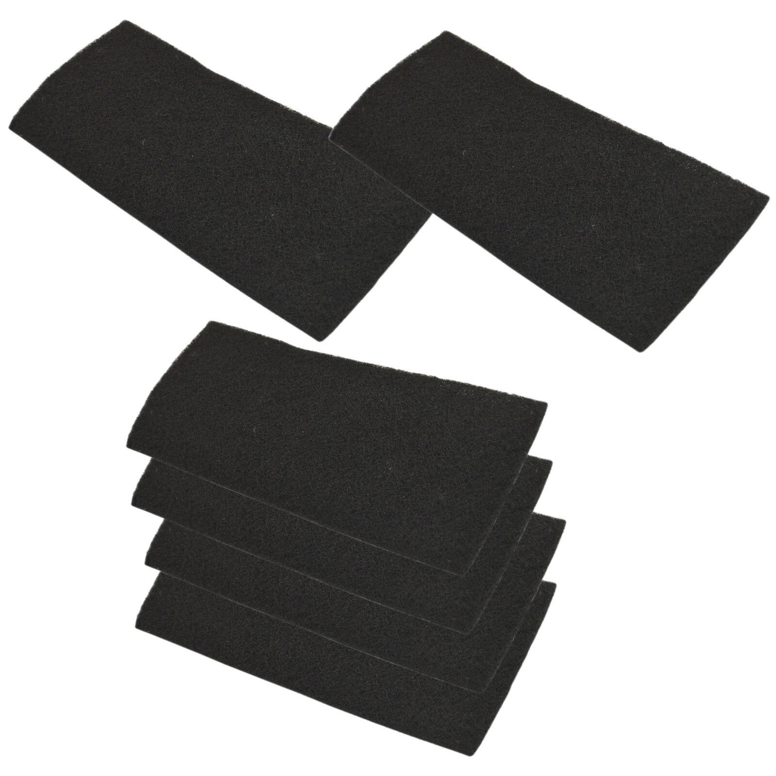 6x Carbon Filters for Bionaire BAP Series Air Purifiers, BAPF31 Replacement