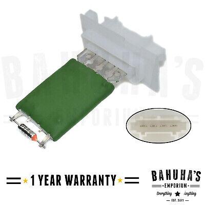 Heater Blower Fan Resistor For Citroen Berlingo 1996-2011 6450NV