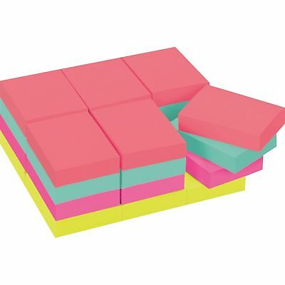 3m Post-it Notes Value Pack 100 Shtspd 1-12x2 24 Pdpk Ast 65324anvad