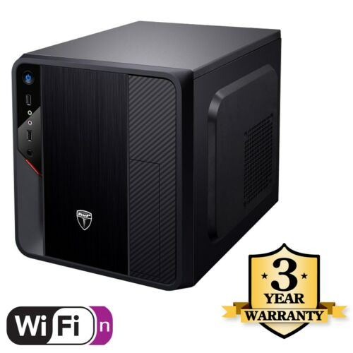 Computer Games - Media Center CCL 3.8GHz AMD Quad Core Gaming PC Computer - 4GB, WiFi,  Radeon R7