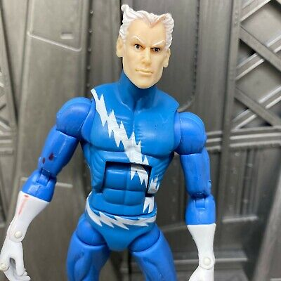 "Marvel Legends Hasbro X-Men Blob BAF Quicksilver 6"" Inch Action Figure 2"