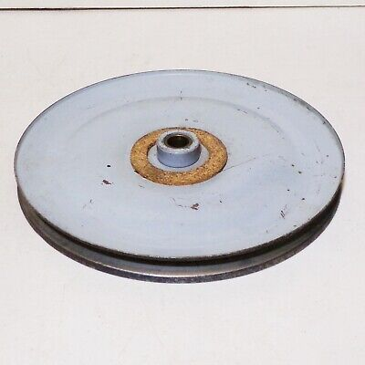 9 38 Friction Clutch Pulley For 12mm V-belt From Old Laundry Machine 15mm Bore