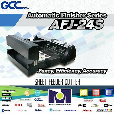 Gcc Afj-24s Cutting Sheet Feeder Cutter Free Delivery