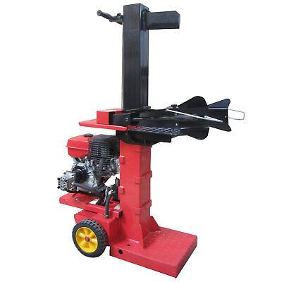 Benzin Holzspalter 13 Tonnen CROSSFER Brennholz Spalter 9PS 270c 4Takt Motor NEU