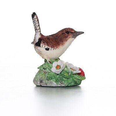 Border Fine Arts, Miniature, Jenny Wren, Bird, B1033