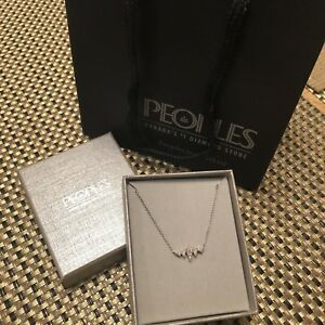 Peoples Jewelry Necklace