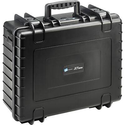 schwarz B/&W Werkzeugkoffer Jumbo 6700 Pocket 117.19//P Koffer