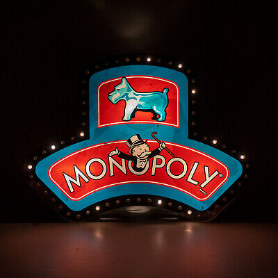 Monopoly Slot Machine Topper Collectible Slot Machine Topper Prototype Rare
