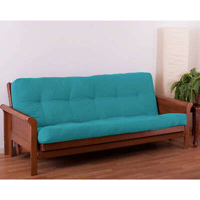 renewal 6 twill full size futon mattress